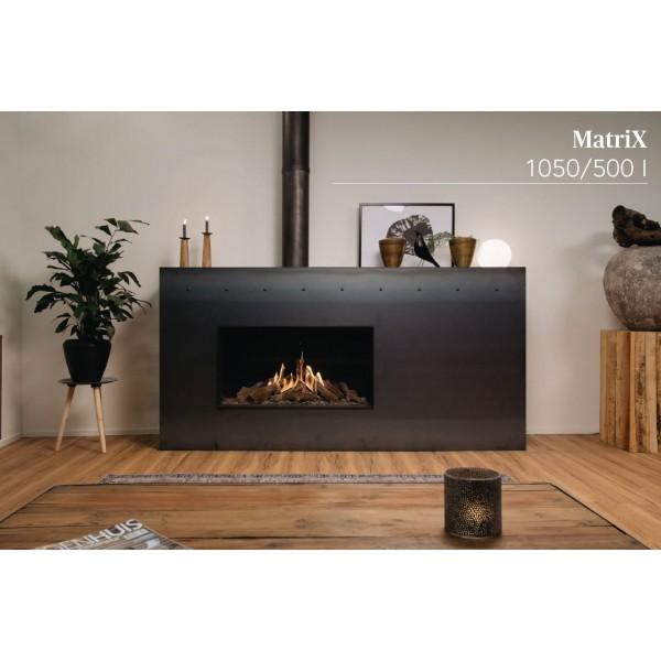 Kominek gazowy Matrix 1050/500 I Faber