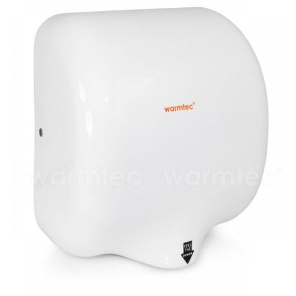 AirBlader 1800W biała elektryczna suszarka do rąk Warmtec