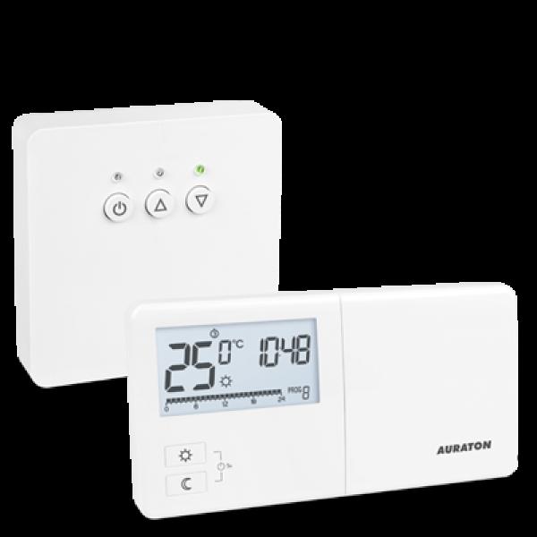 Auraton R25 RT - Bezprzewodowy tygodniowy regulator temperatury
