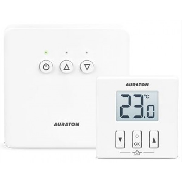 Auraton 200 RTH  aquila bezprzewodowy dobowy regulator temperatury