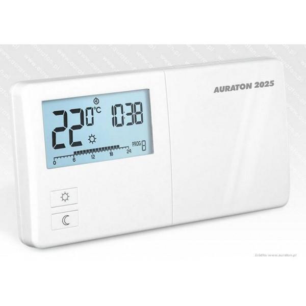 Auraton 25 - programowalny  regulator temperatury elektroniczny