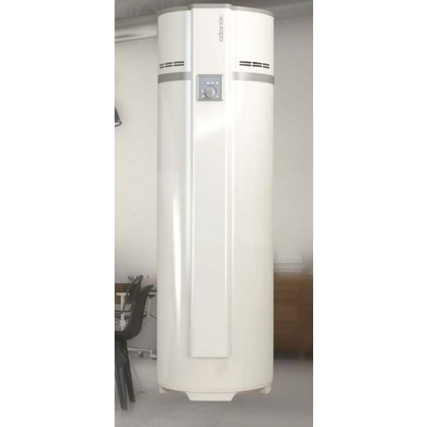 Egeo 200 l  powietrzna pompa ciepła Atlantic do ciepłej wody użytkowej