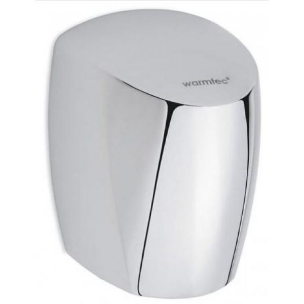 InnoFlow Pro 1250W połysk aluminium  elektryczna suszarka do rąk Warmtec