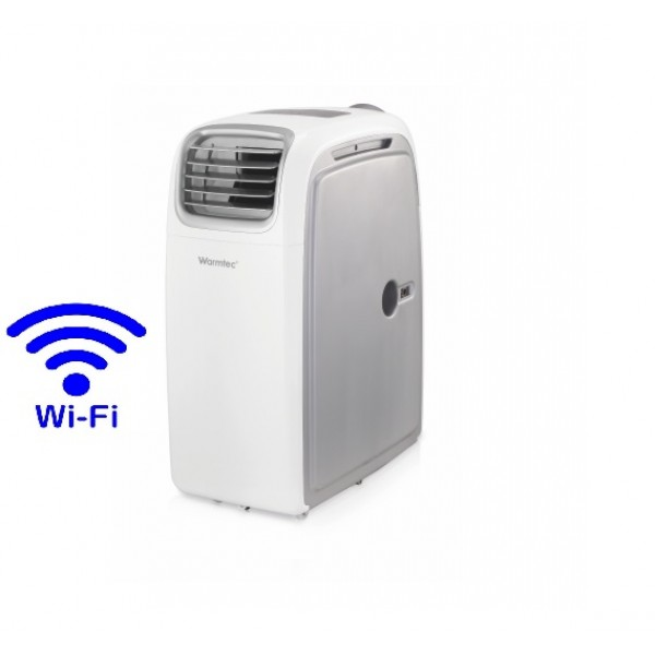 Klimatyzator przenośny Warmtec Morso KP53W z WiFi 5,3kW do 60m²