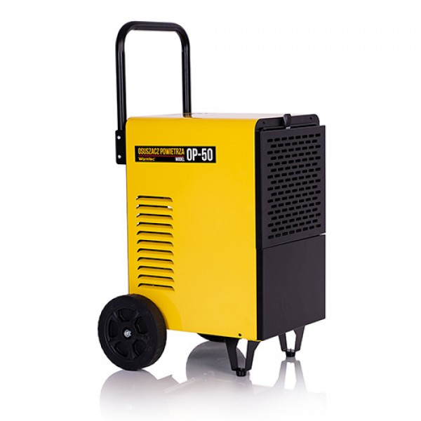 Osuszacz przemysłowy powietrza OP-50 Warmtec