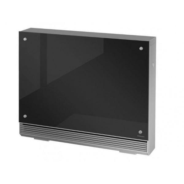 FSR 25 GSK(2,5 kW) Dimplex quantum slim line szyba czarna