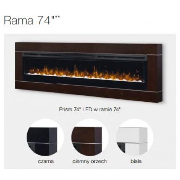 Rama 74'' maskująca do kominków Dimplex