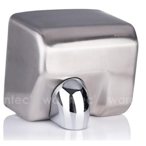 BarrelFlow Pro 2500W matowa stal  elektryczna suszarka do rąk Warmtec
