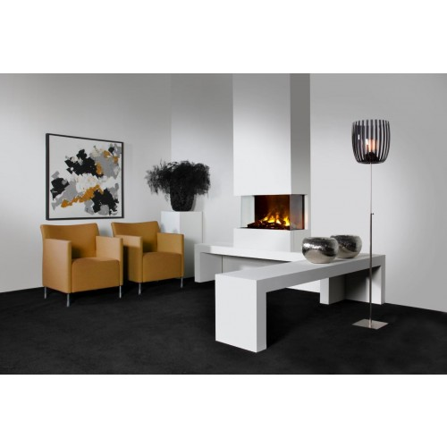 Kominek Bingham  - elektryczny wkład do zabudowy optimyst 3D  Dimplex+brzeczęk+upominek gratis!!!