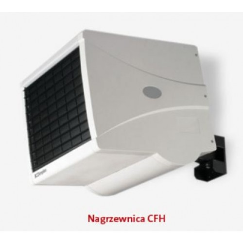 CFH 120  nagrzewnica elektryczna 12kW ze sterowaniem elektronicznym Dimplex+bonus
