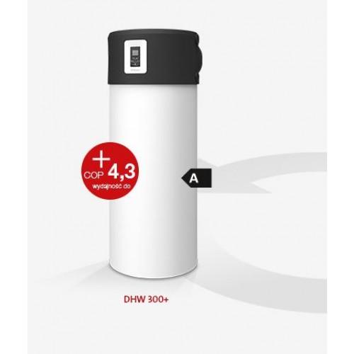 DHW 300D+  powietrzna pompa ciepła Dimplex do ciepłej wody użytkowej grzeje od -7C