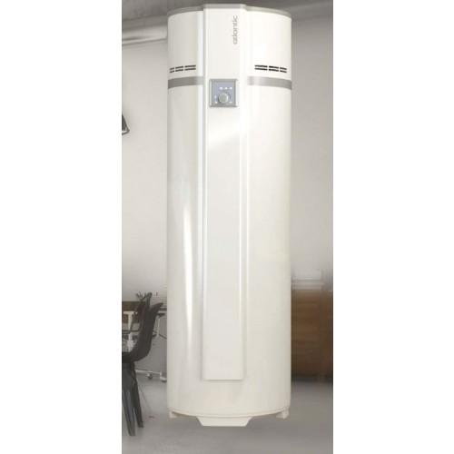 Egeo 200L powietrzna pompa ciepła Atlantic do ciepłej wody użytkowej