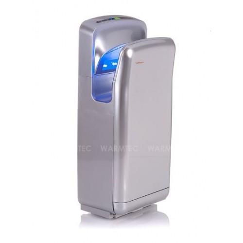 JetFlow 1650 Srebrna Kieszeniowa  elektryczna suszarka do rąk Warmtec