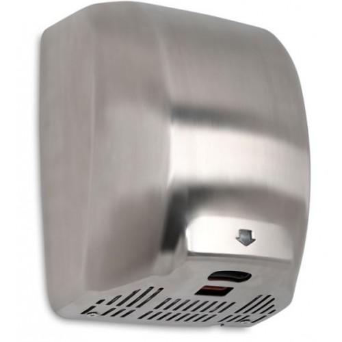 MaxFlow 1800W stal matowa  elektryczna suszarka do rąk Warmtec