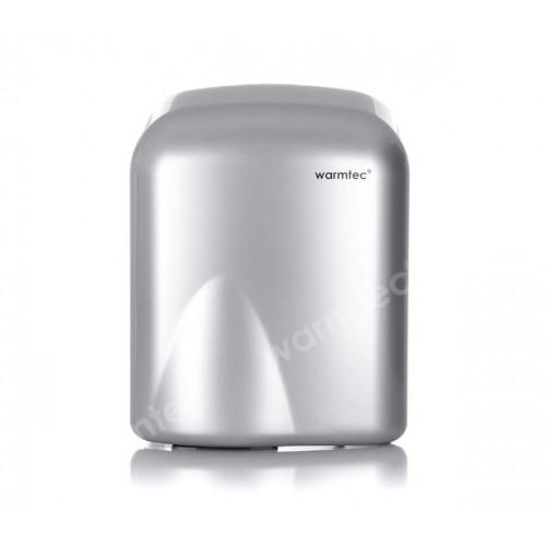 MidiFlow 1650W Silver ABS  elektryczna suszarka do rąk Warmtec