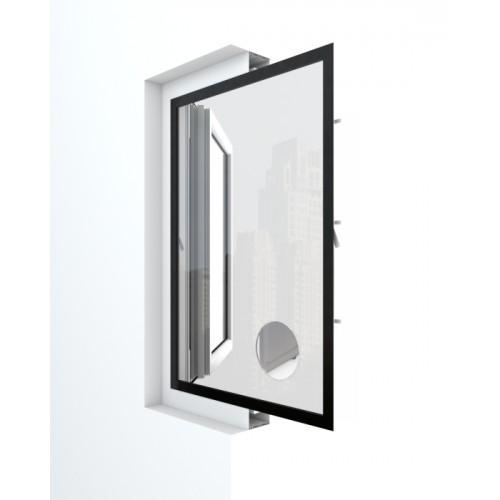 Rama TermoBlock Pro do okna