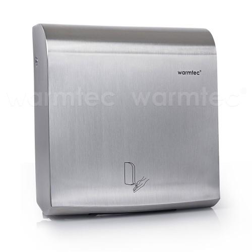 Elektryczna suszarka do rąk WARMTEC Slim-Flow 950W-stal szczotkowana
