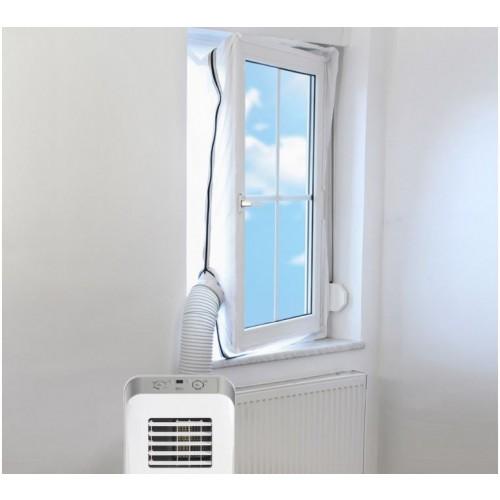 Adapter uszczelka okienna 4m  do klimatyzatorów przenośnych