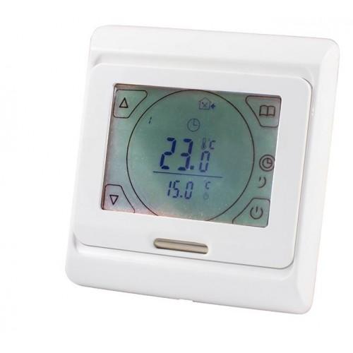 TT 16 -regulator temperatury z czujnikiem powietrznym lub podłogowym Thermoval