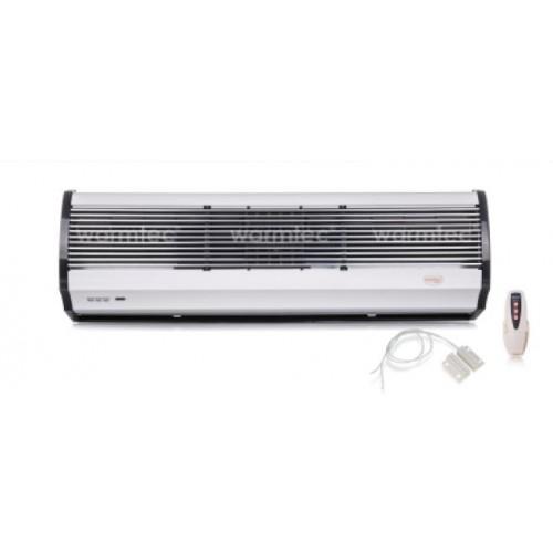 Kurtyna powietrzna elektryczna  WARMTEC WRMS10+ 10,0kW - 150cm + czujnik drzwiowy